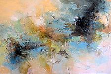 Balance by Debora  Stewart (Acrylic Painting)
