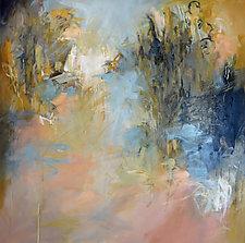Clearing Ahead by Debora  Stewart (Oil Painting)