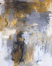 Elemental 10 by Debora  Stewart (Acrylic Painting)