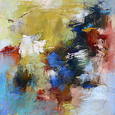 Lost and Found by Debora  Stewart (Pastel Painting)