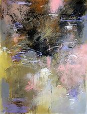 Desert Fragrance by Debora  Stewart (Acrylic Painting)