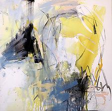 Moon Dance 1 by Debora  Stewart (Acrylic Painting)