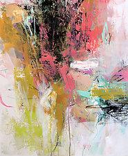 Spring Garden 2 by Debora  Stewart (Acrylic Painting)