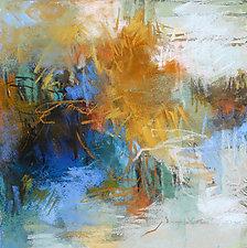 Getting Lost by Debora  Stewart (Pastel Painting)