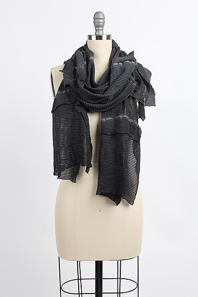Open Knit Scarf