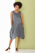 Dotty Dress by Cynthia Ashby  (Woven Dress)