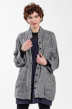 Elliot Jacket by Cynthia Ashby (Woven Jacket)