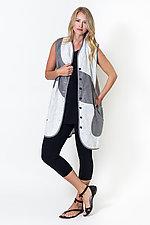 Matter Vest by Cynthia Ashby (Linen Vest)