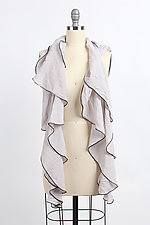 Flounce Scarf by Cynthia Ashby  (Woven Scarf)