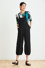 Hattie Overalls by Cynthia Ashby (Woven Overalls)