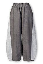 Two Tone Pant by Cynthia Ashby (Linen Pant)