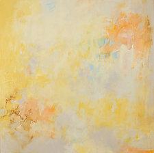Morning Rain by Karen Scharer (Oil Painting)