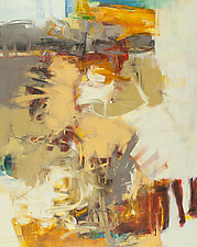 Route 66 by Karen Scharer (Oil Painting)