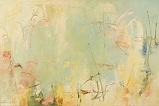 Loose Threads by Karen Scharer (Oil Painting)