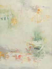 Finding Light I by Karen Scharer (Oil Painting)