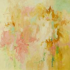 Dry Meadow by Karen Scharer (Oil Painting)