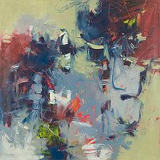 Dissonance by Karen Scharer (Oil Painting)