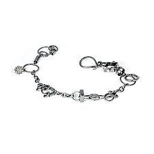 Treasure Bracelet by Suzanne Q Evon (Silver Bracelet)