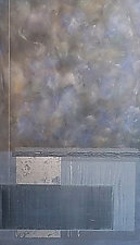 Immersed Blue by Robert and Michelle Casarietti (Acrylic Painting)
