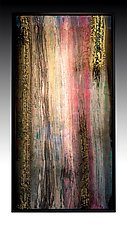 Crepusculo (Twilight) by Maria Livrone (Mixed-Media Painting)