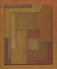 FrameWorks Fourteen by Stephen Cimini (Oil Painting)