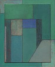 FrameWorks Nine by Stephen Cimini (Oil Painting)