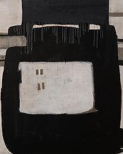 Enigma No.19 by Loren Yagoda (Acrylic Painting)