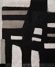 Enigma No.18 by Loren Yagoda (Acrylic Painting)