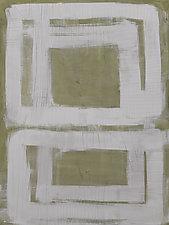 Enigma No.22 by Loren Yagoda (Acrylic Painting)