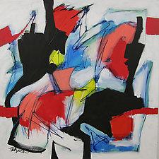Exploring Joy by Lynne Taetzsch (Acrylic Painting)