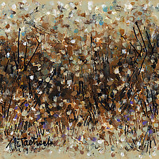 Finding Your Way by Lynne Taetzsch (Acrylic Painting)