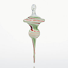 Fa La La La La by Jason  Probstein (Art Glass Ornament)
