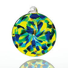 Sky's the Limit by Thomas Kelly (Art Glass Ornament)