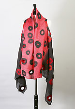 Merino Holey Vest by Barbara Poole (Wool Vest)