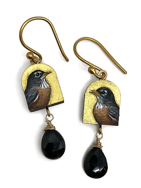 Robin Arch Earrings
