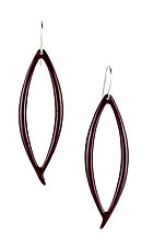 Moderna #25 Earrings by Jennifer Bauser (Bronze Earrings)