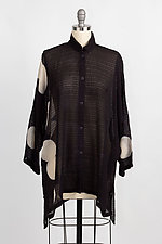 Bubble Gauze Big Shirt by Michael Kane (Woven Shirt)