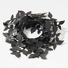 Laurel Bracelet by Kathleen Nowak Tucci (Rubber Bracelet)