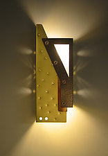Wright Sconce by Dale Jenssen (Metal Sconce)