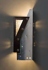 Wright Sconce II by Dale Jenssen (Metal Sconce)