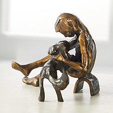 Pause by Sandy Graves (Bronze Sculpture)