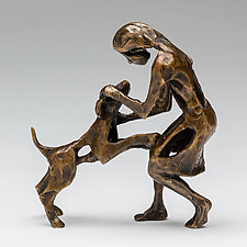 Joy by Sandy Graves (Bronze Sculpture)