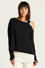 Cut Away Sweater by Planet (Knit Sweater)