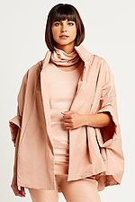 Chic Cape by Planet (Nylon Jacket)