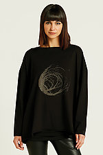 Tumbleweed Boxy Tee by Planet (Knit Top)