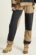 Patched Up Pant by Planet (Knit Pant)