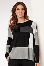 Blocks Sweater by Planet (Knit Sweater)