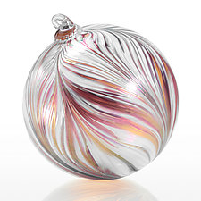 Confection by Mark Rosenbaum (Art Glass Ornament)
