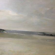 Ocean Mist by Karen Crocker (Oil Painting)