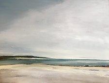 Water's Edge by Karen Crocker (Oil Painting)